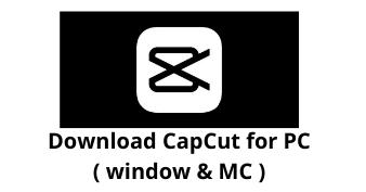 CapCut App for PC