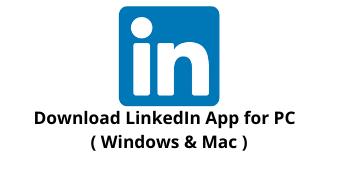 Download LinkedIn app for Windows 10