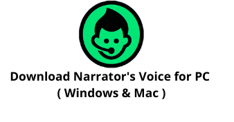 Download Narrator's Voice App for Windows 10