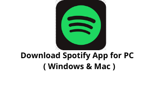 Download Spotify App for Windows 10
