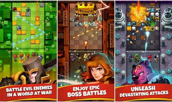 Download Battle Bouncers Game for PC