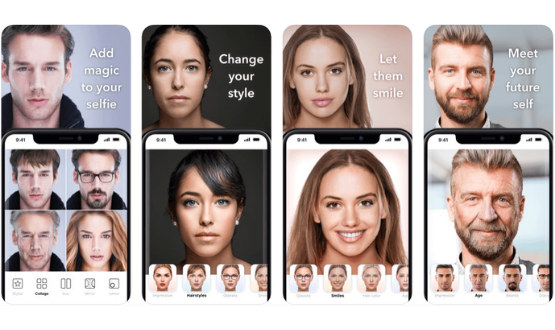 Download FaceApp for PC