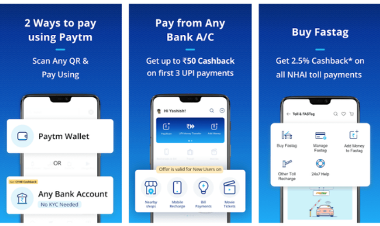 Download Paytm App for PC