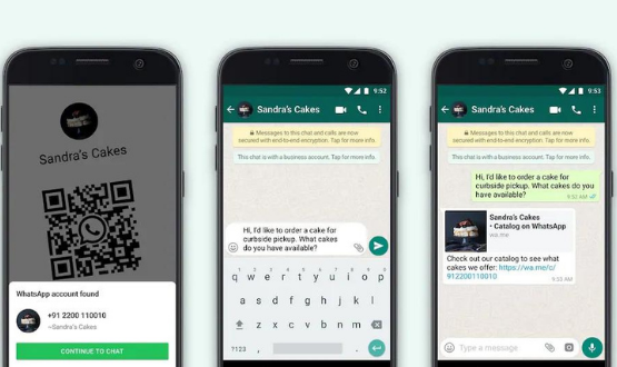 Download WhatsApp Business App for PC