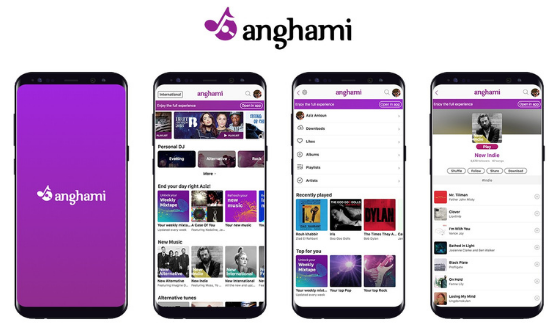 Download Anghami App for PC