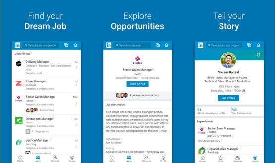 Download LinkedIn App for PC