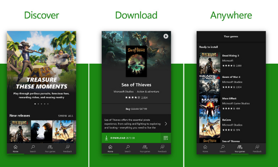 Download Xbox Game Pass App for PC