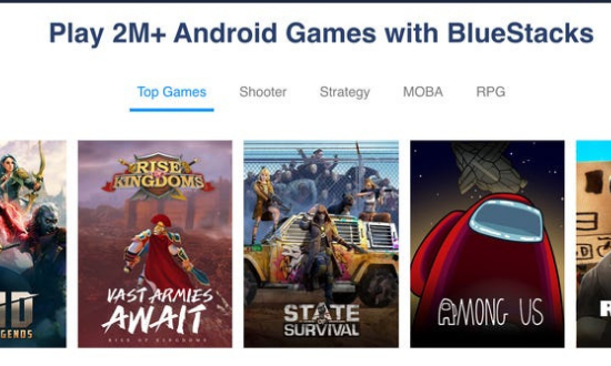 Download Bluestacks for Windows and Mac