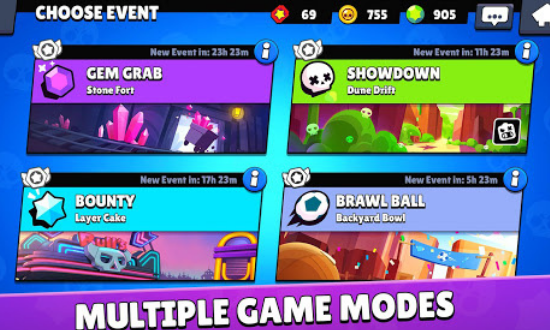 Download Brawl stars Game for PC