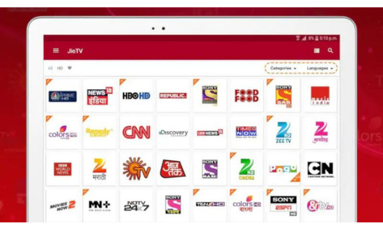 download jio tv app for pc