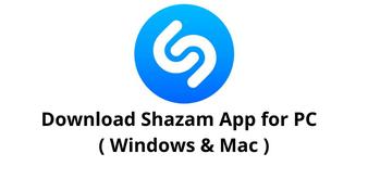 download shazam app for pc